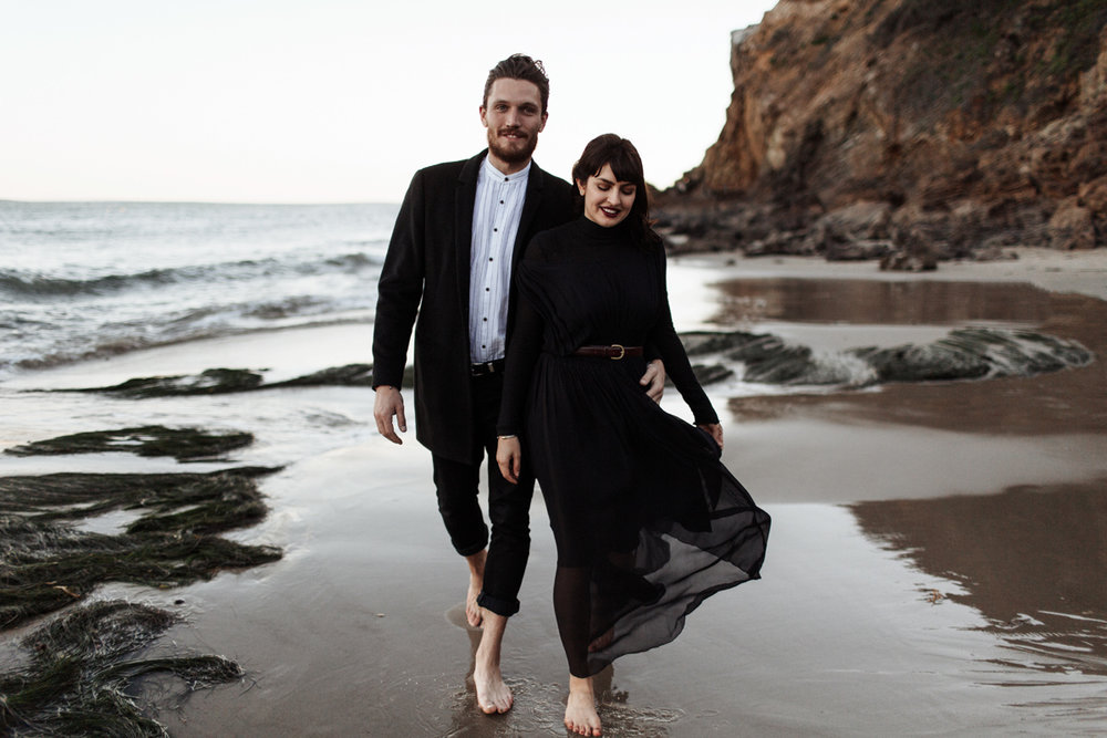 malibu-california-coast-beach-engagement-session-los-angeles-wedding-photographer-elizabeth-wells-photography