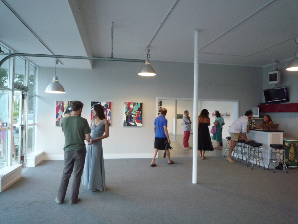 """A Social Experiment,"" Salomon Contemporary, Watermill, NY(2011)"