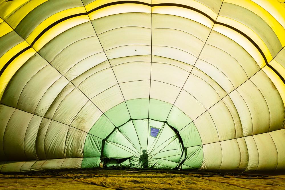 Ballonglühen in Apolda