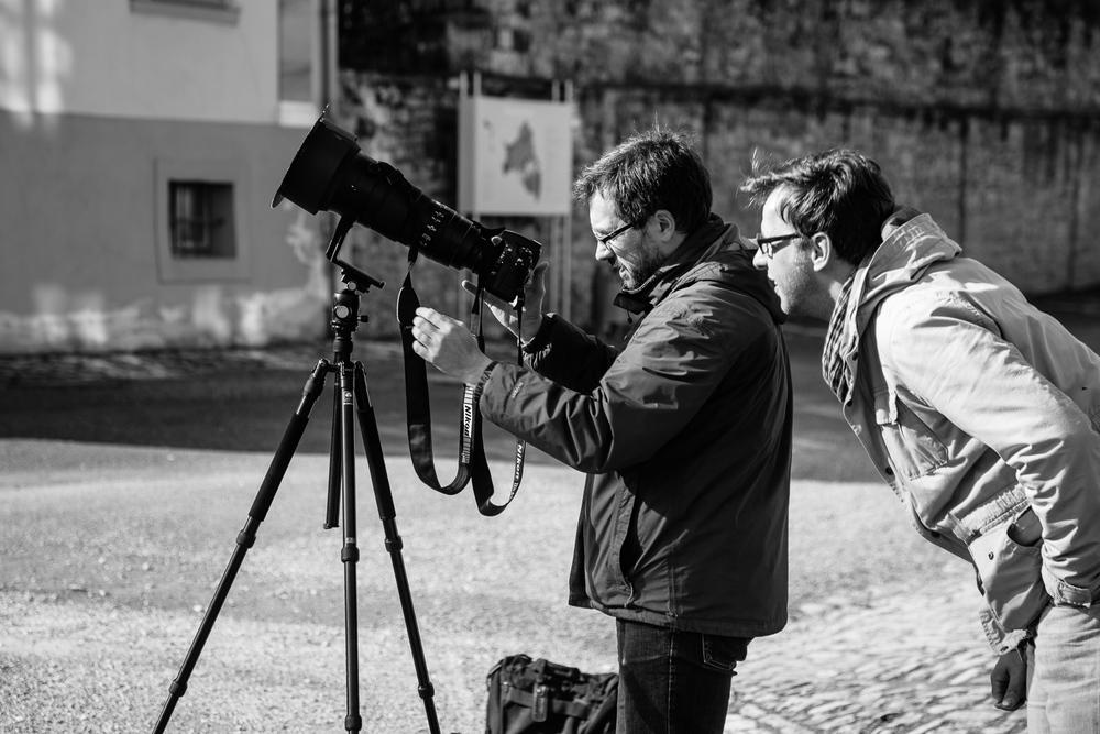 Kamera Einrichten