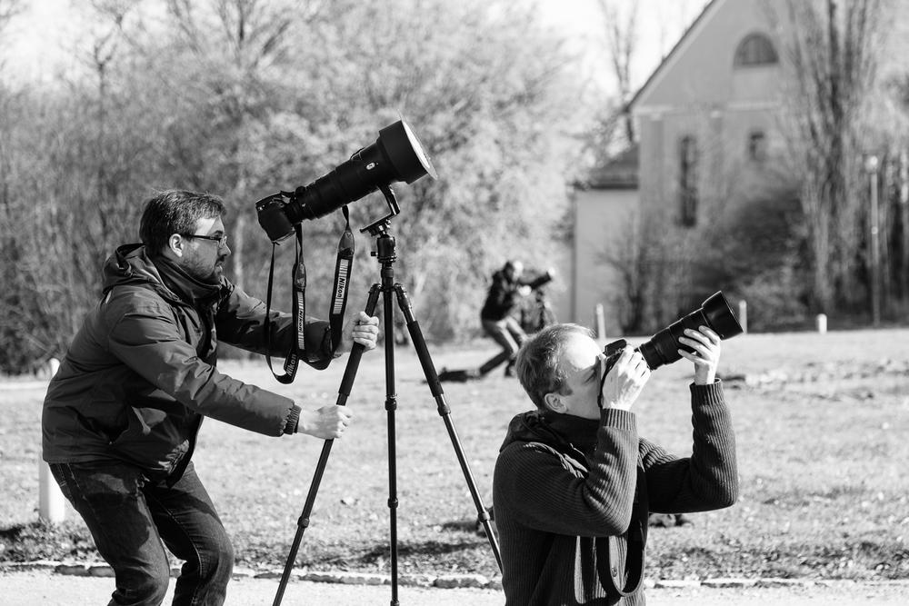 Die Kameraposition stimmt noch nicht