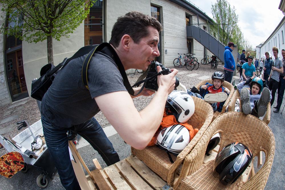 Fliegende Fotografen
