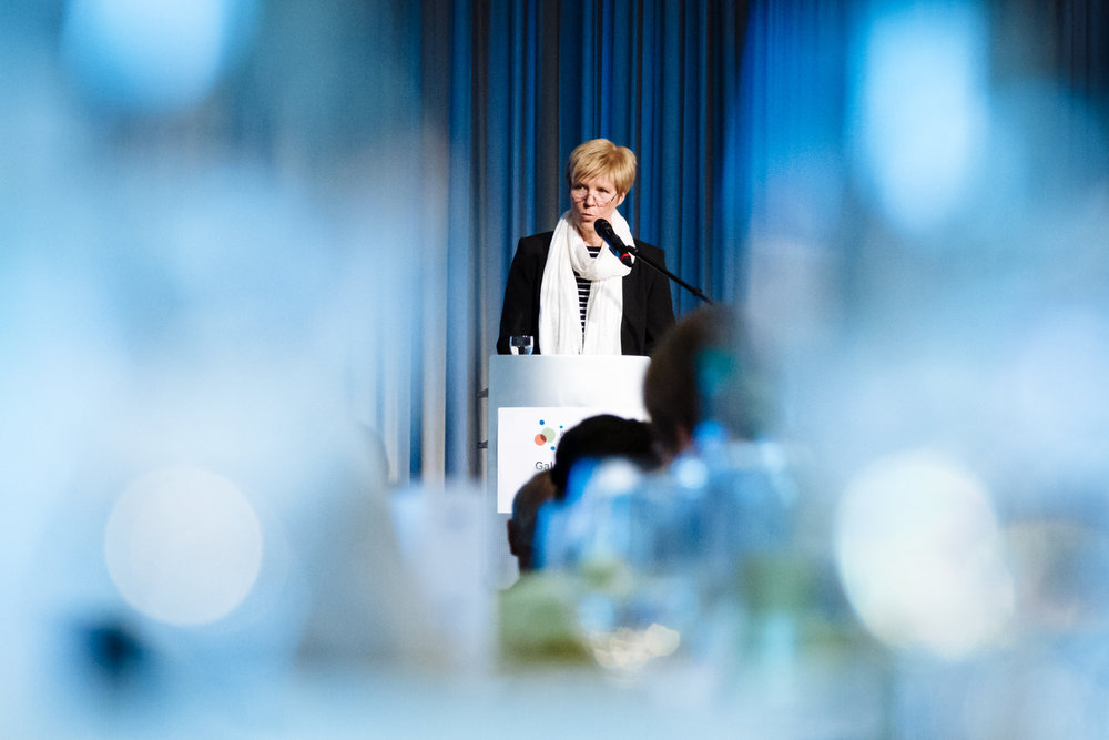 21.09.2106 / Weimar / »Galaempfang 2016 Jungforscher Thüringen« im Seminargebäude der Weimarhalle / STIFT / Foto: Henry Sowinski