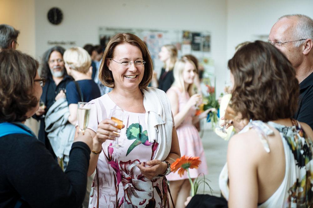 Veranstaltung Stipendienfeier Bauhaus-Universität Weimar