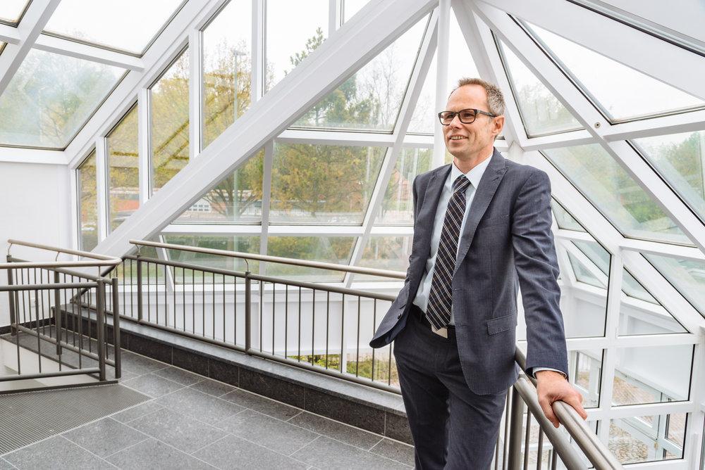 Gesellschafter Umwelt- und Klimaschutz Hr. Niehaves, AWIGO Abfallwirtschaft Landkreis Osnabrück,Georgsmarienhütte 2017