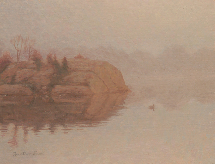 Jonathan Small, Gardiner Pond