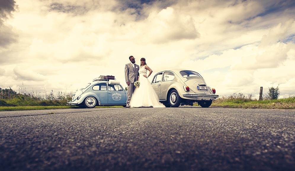 wedding trouw shoot Beetle