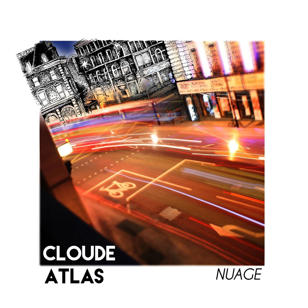 Cloude Atlas - Nuage EP (2016)