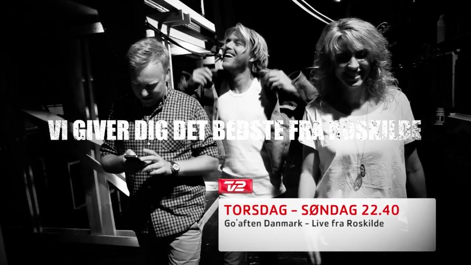 Go' Morgen Roskilde