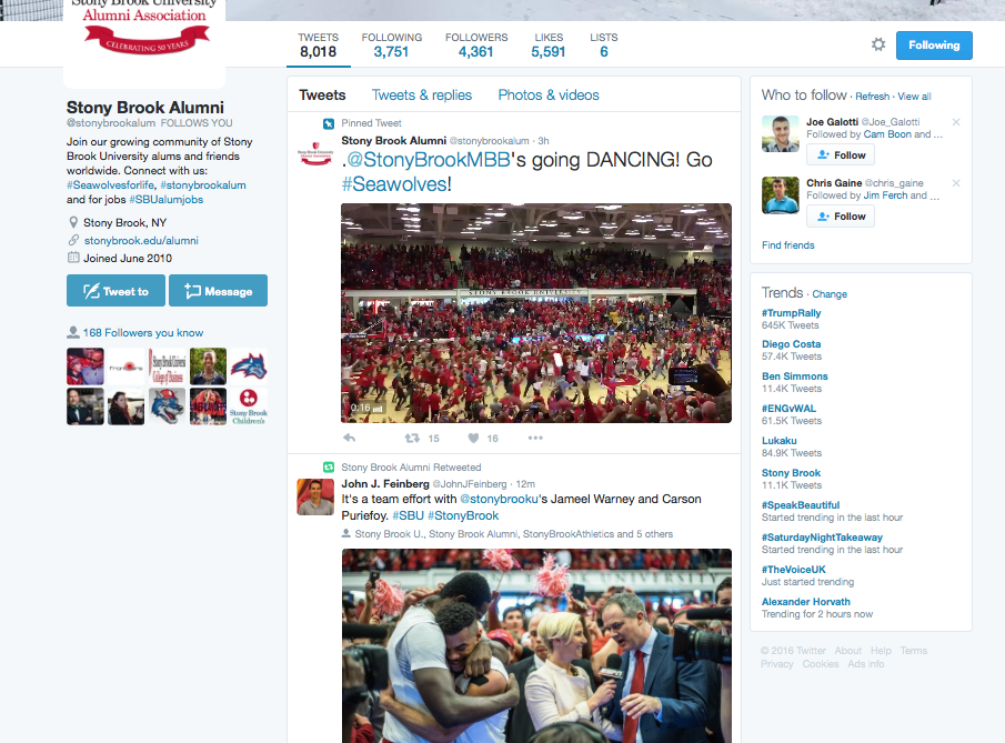 Stony Brook Alumni ReTweet Basketball Photos.png