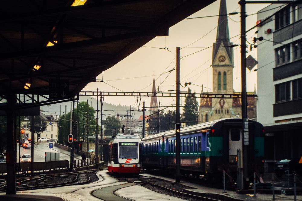 Sankt Gallen, Switzerland