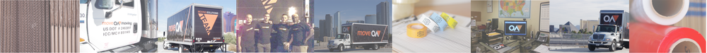 moveON Moving Trucks, Office, and Team