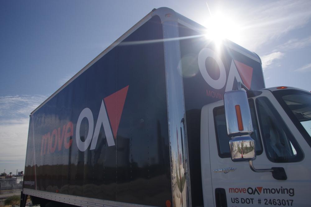 moveON Moving Truck