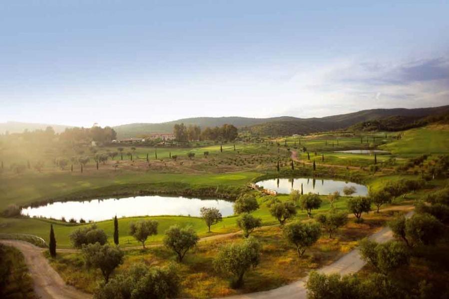 Golf Club Toscana II Pelagone, image via 1golf.eu.