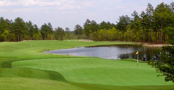 Carolina Golf Club at Pinehurst, image via golfholes.com