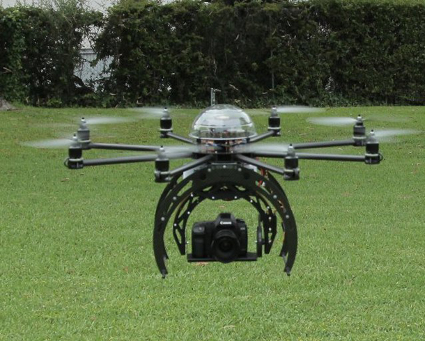 Camera drone, image via irrawaddy.org