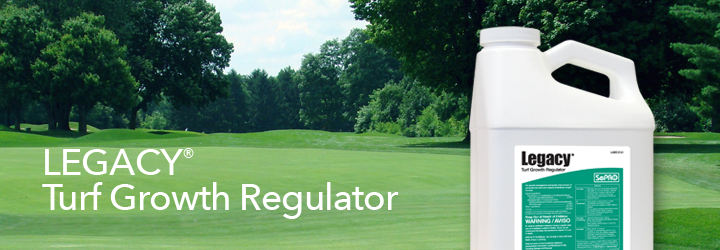 Legacy Turf Growth Regulator.