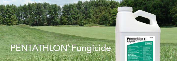 Pentathlon Fungicide.