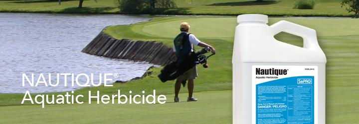 Nautique Aquatic Herbicide.