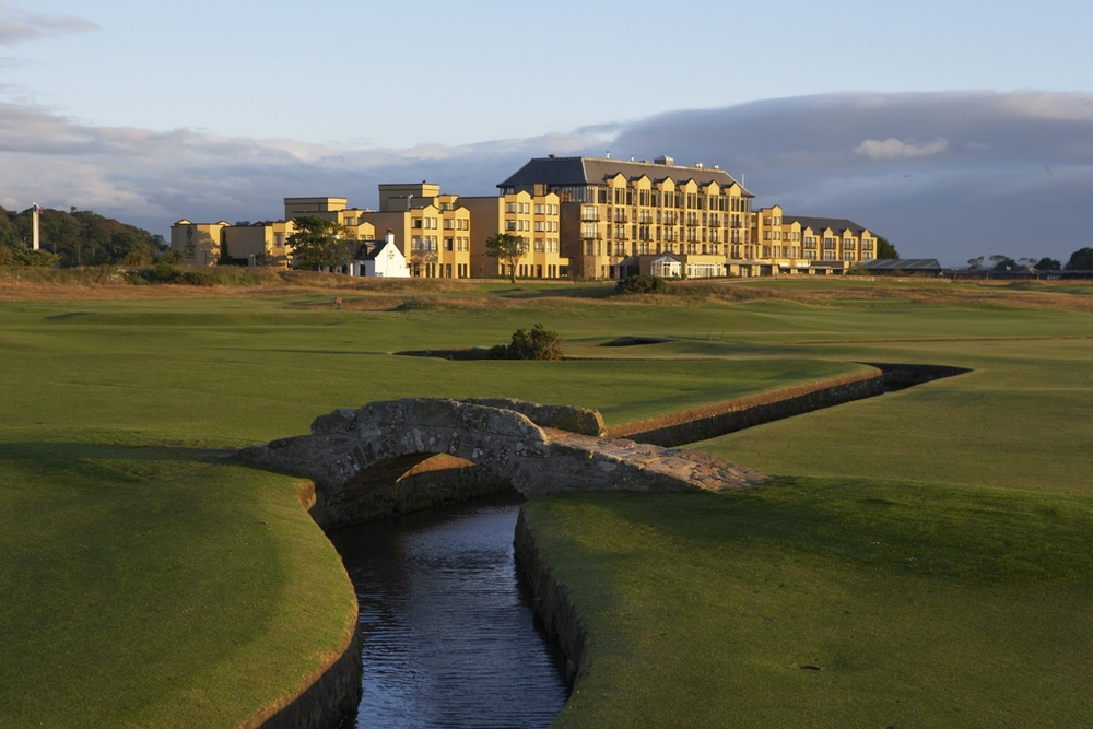 The Old Course at St. Andrews. (Image via tripadvisor.com)