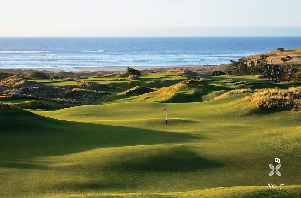 No. 7 at Bandon Dunes (bandondunesgolf.com).