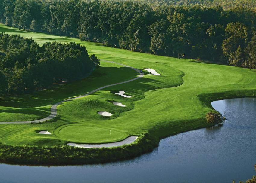 Blackmoor Golf Club (image via golfholiday.com).