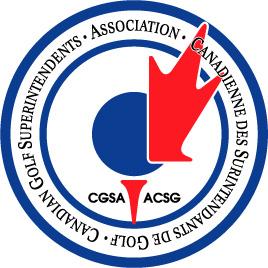 The logo for the CGSA.