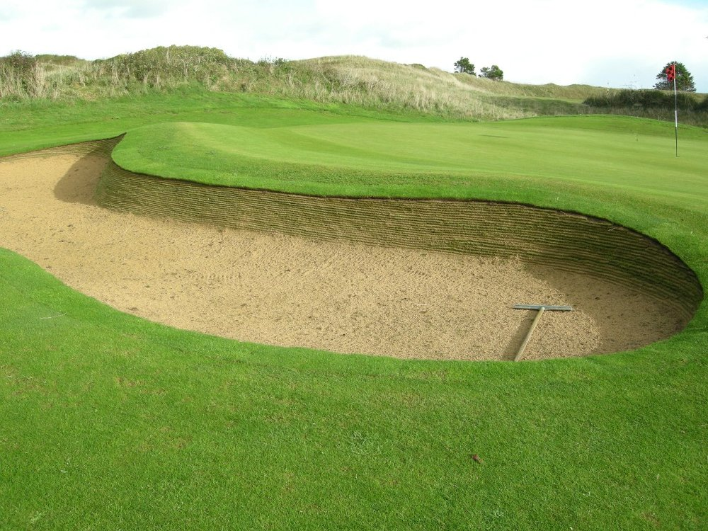 A bunker renovated with DURAbunker technology. Image credit: durabunker.com