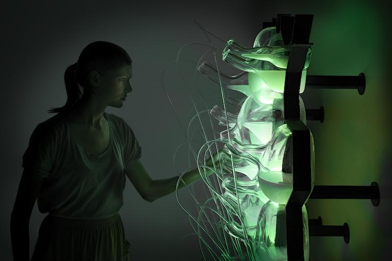 biodesign futuristic architecture