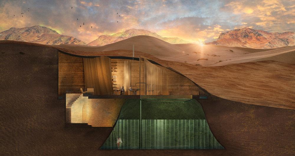 atelier aitken biodesign future sand dune home