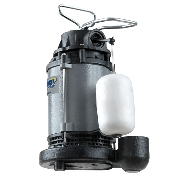 Blue Angel Sump Pump Systems