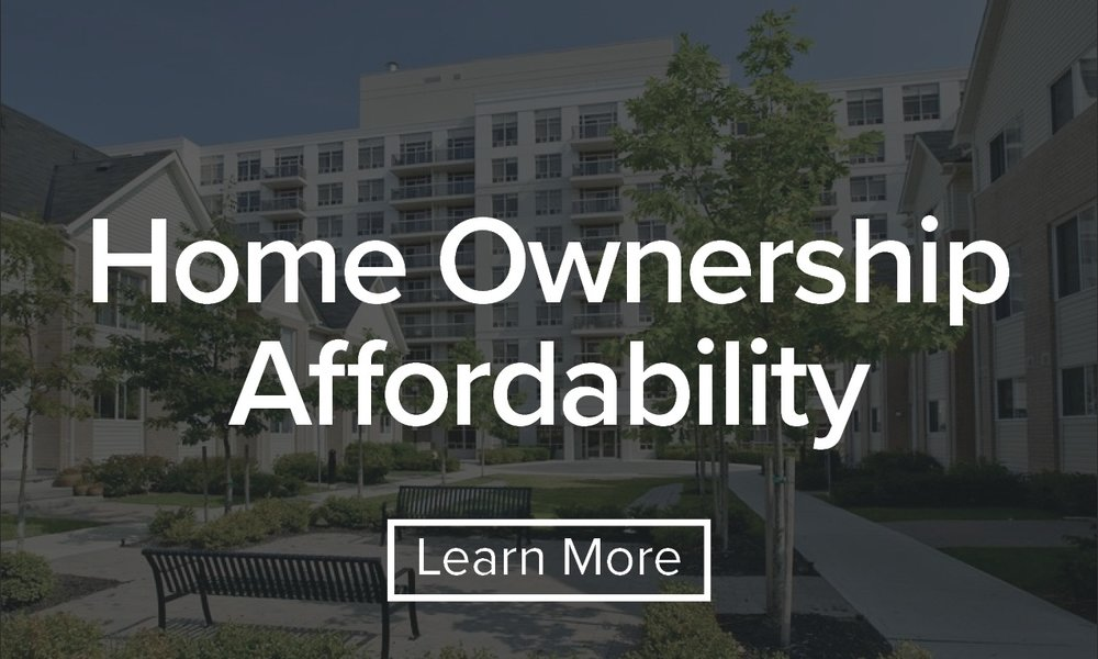 Increasing home ownership affordability in Canada.