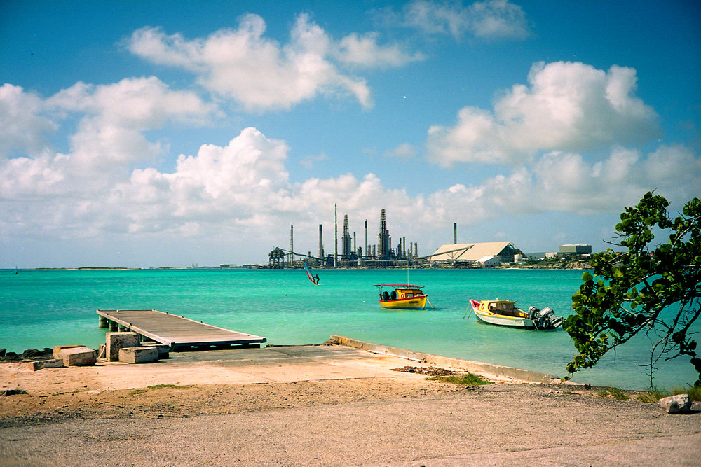 Aruba, 2018 Voigtlander Bessa R3A Cinestill 50D
