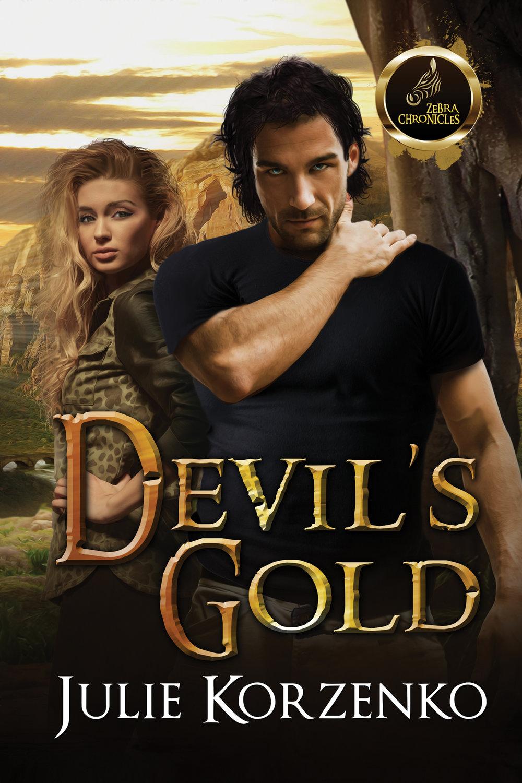 Devil's Gold - Zebra Chronicles