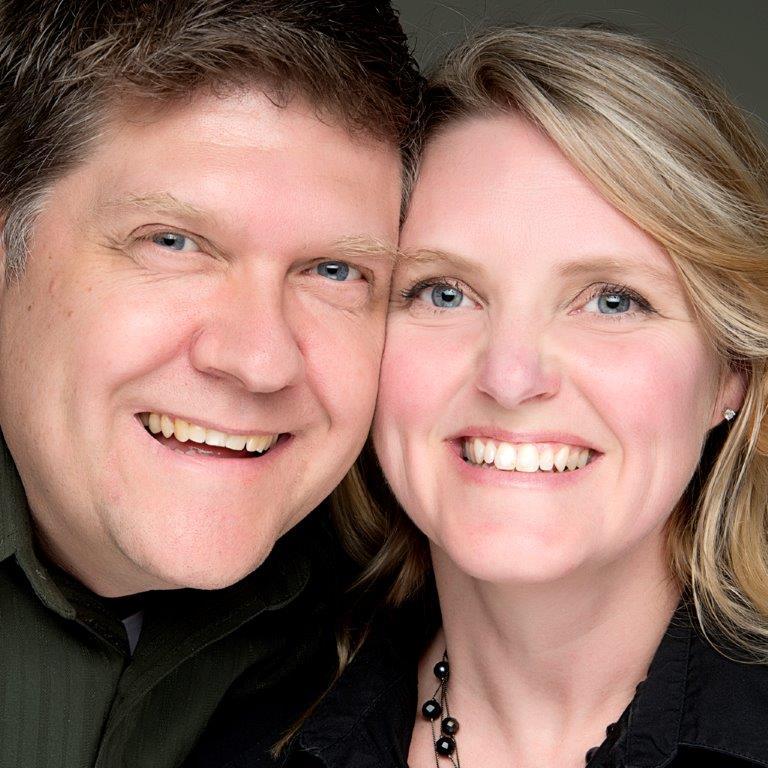 Pastor Kurt andwife, Kim