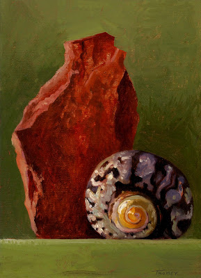 African Shell and Rock, In Conversation