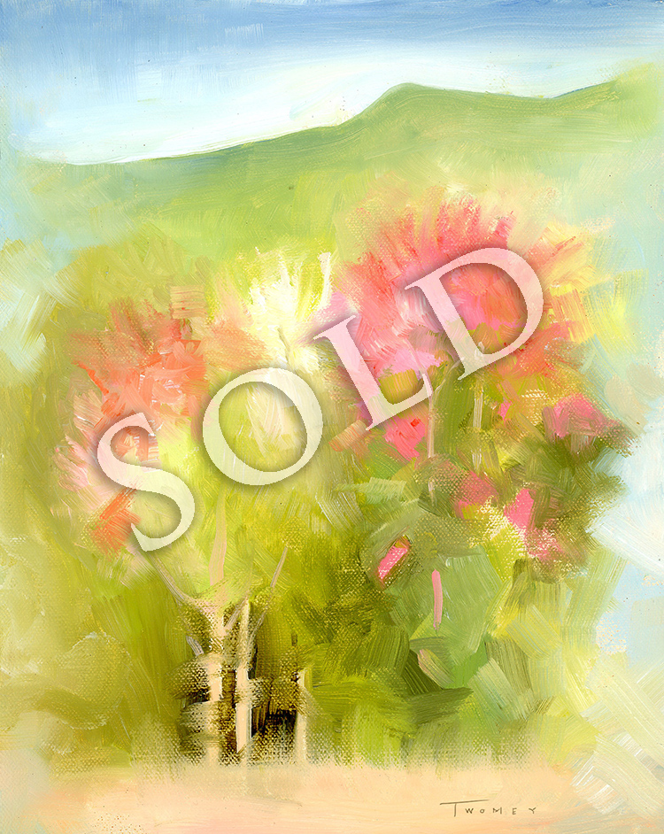 """""""A Mood of Good"""" Sold, C. Twomey"""