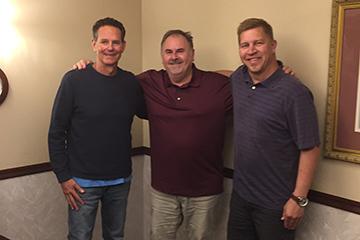 Board of Directors - Vance Harris, Mike Maksimowicz, Rod Friesen