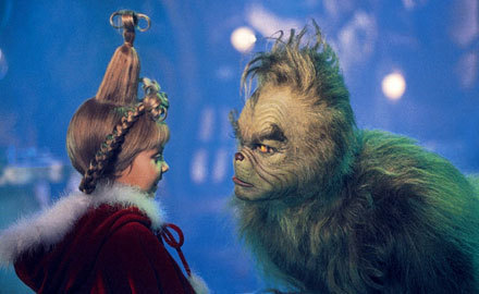 Dr Seuss' How the Grinch Stole Christmas (2000)