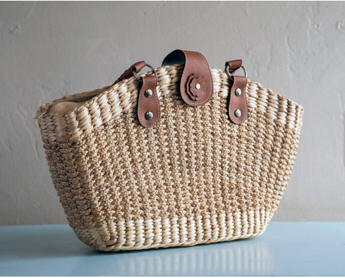 Sea Grass Tote