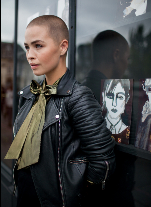 Street-Style from Paris
