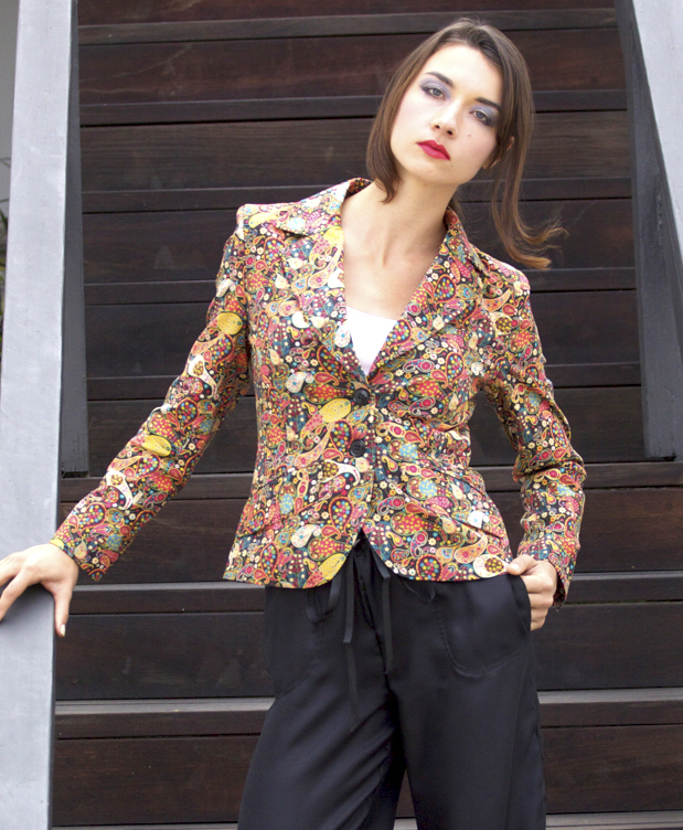 Liberty Tailored Blazer