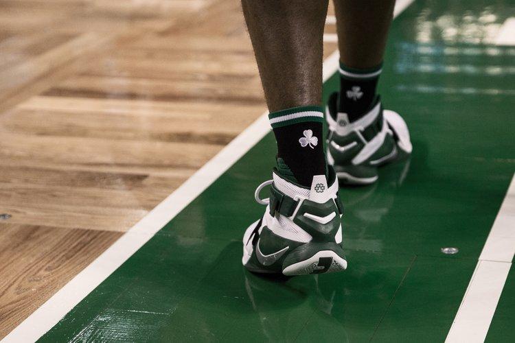 TD Garden: Celtics — Doza Visuals