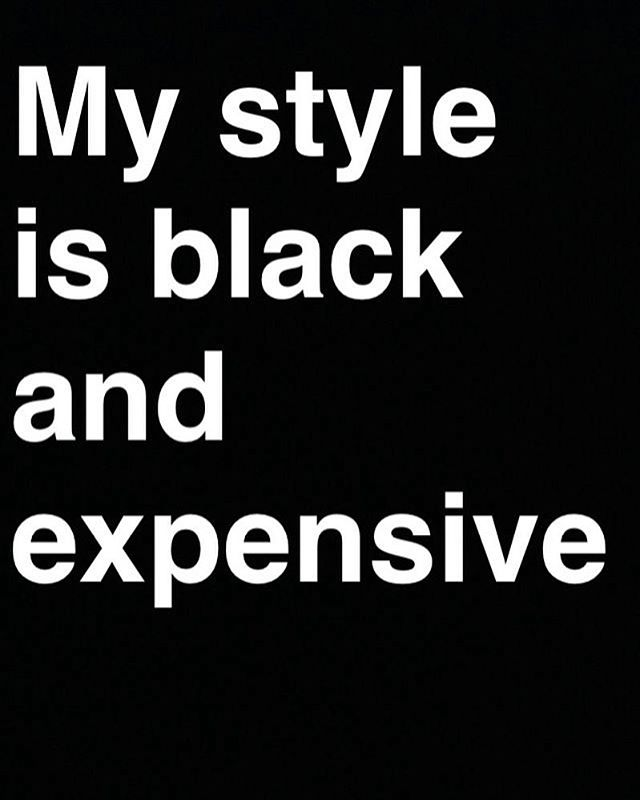 TRUTH. black like our souls. ▪️▪️▪️#black #expensive #style #blackwednesday #word #inspo #shop #blackandwhite #truth
