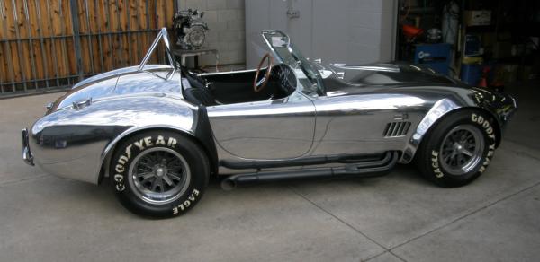 Wes Henderson Aluminum Cobra