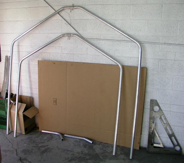 Aluminum drum riser hoops