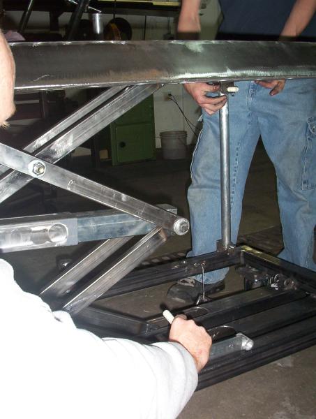 Riser base assembly