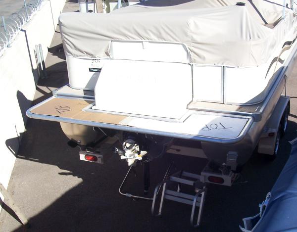 Odyssey deck prototype
