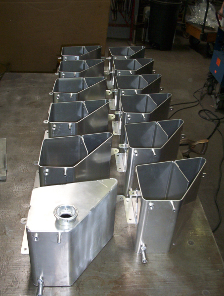 NSX Fill tanks