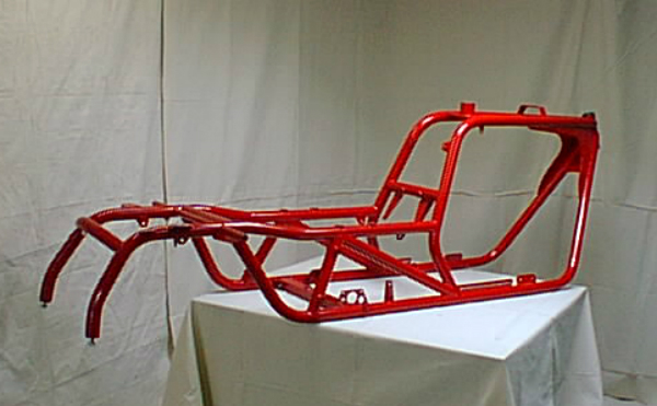 V8 Trike Frame